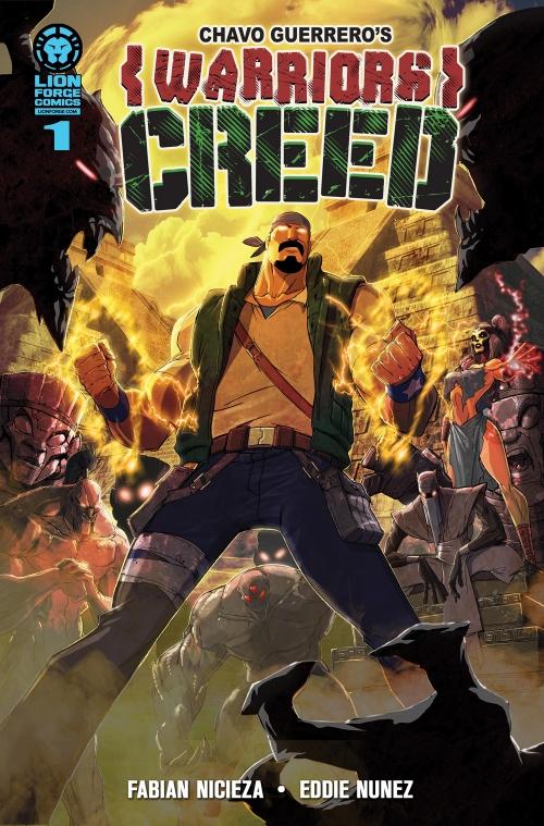Warrior's Creed Comic Book