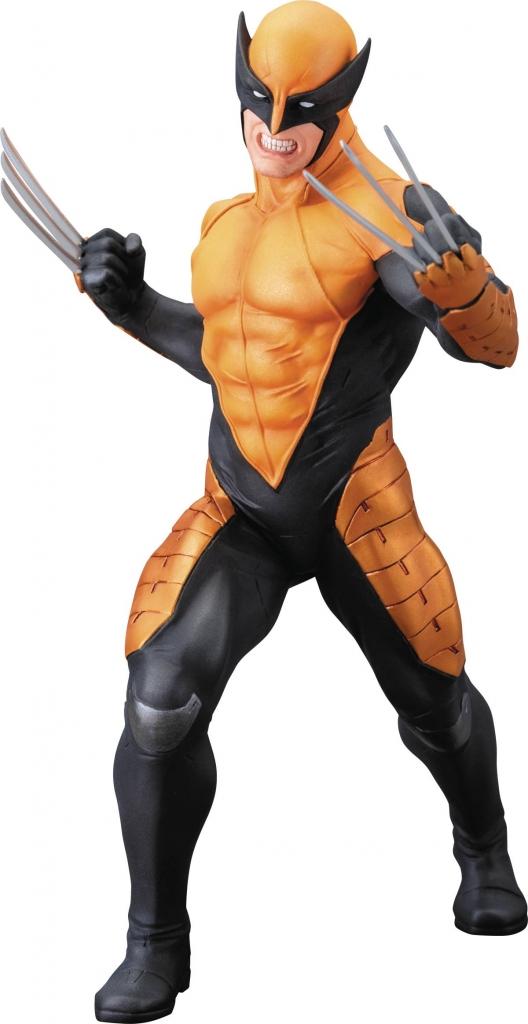 Wolverine ArtFX+ Statue