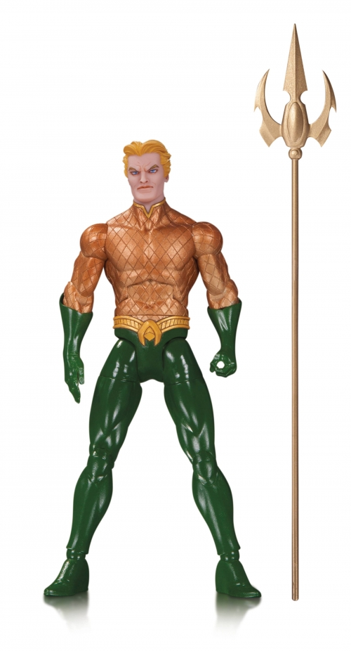 Head Sculpt - Aquaman by Greg Capullo Action Figure