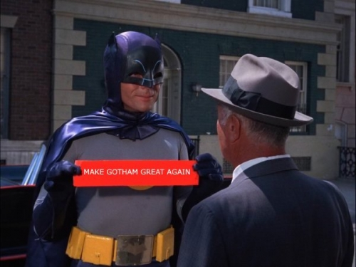 Batman - Make Gotham Great Again