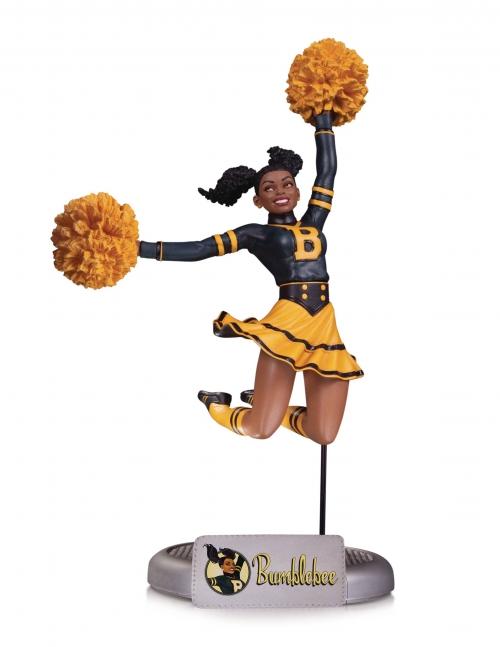 Bumblebee Bombshells Statue