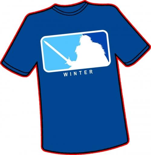 Jon Snow Major League Bastard T-Shirt