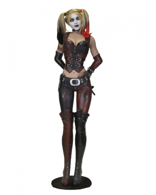 Harley Quinn Life Size Foam Replica
