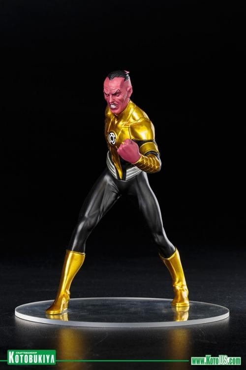 New 52 ArtFX+ Sinestro Statue