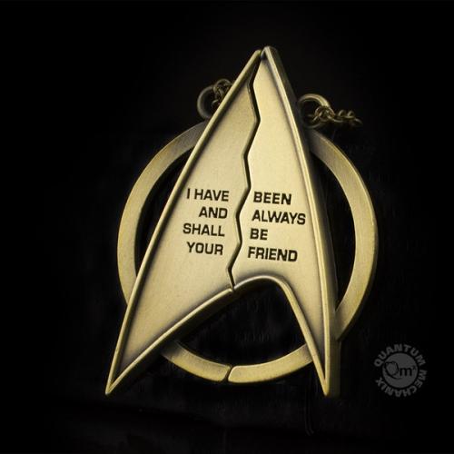 Star Trek Friendship Necklace
