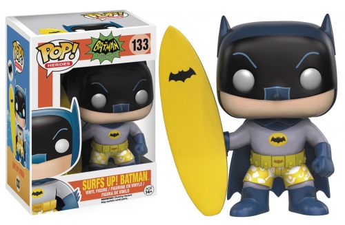 Funko Pop! - Surf's Up Batman
