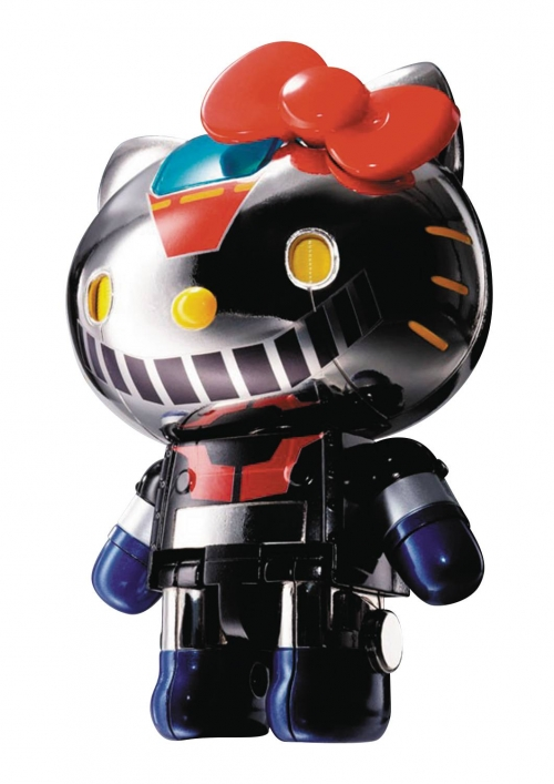 Hello Kitty - Mazinger Z Color