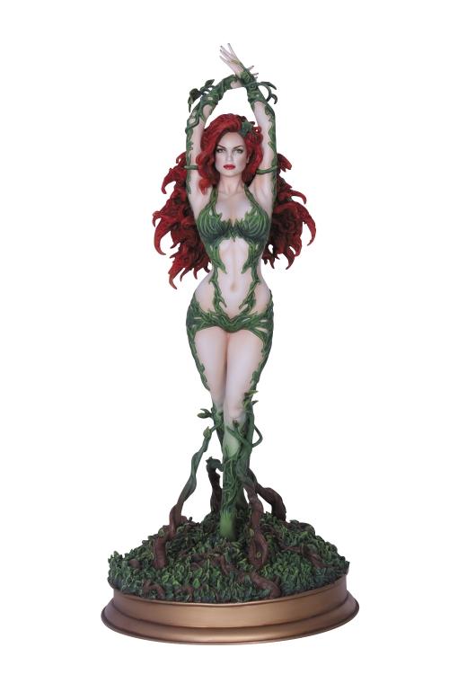 Fantasy Figure Poison Ivy Statue