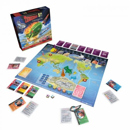 Thunderbirds Board Game - Screenshot 1
