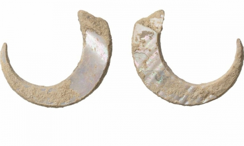 World's Oldest Fish Hooks