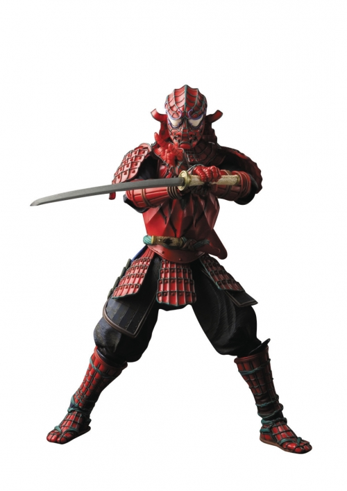 Meisho Samurai Spider-Man Action Figure