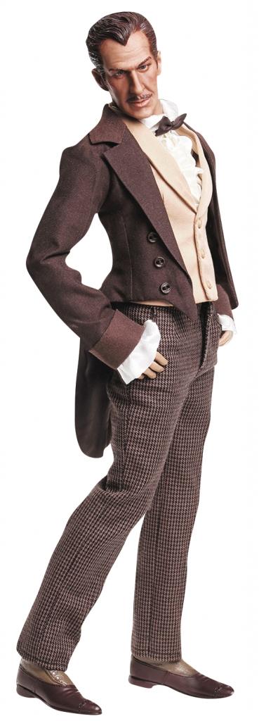 Vincent Price 1/6 Scale Action Figure