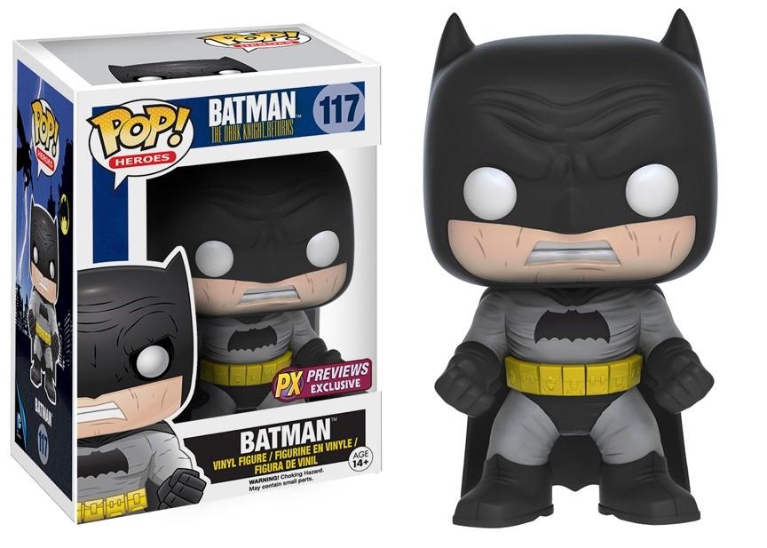 The Dark Knight Returns - Batman