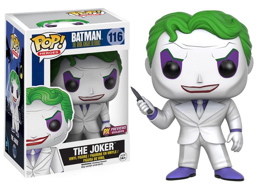 The Dark Knight Returns - The Joker