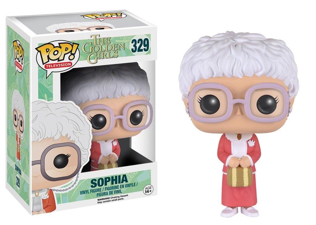 Pop! Golden Girls - Sophia