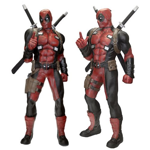 Deadpool Life-Size Foam Replica