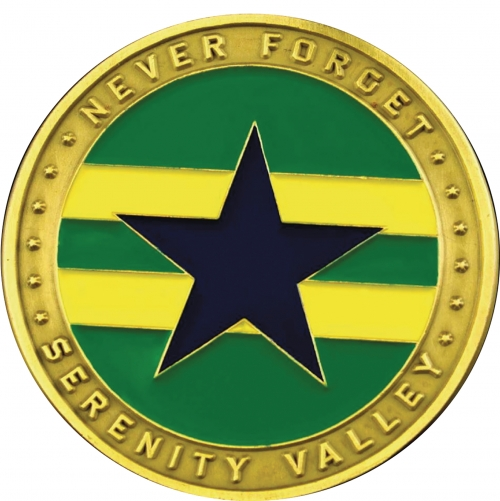 Firefly Challenge Coin