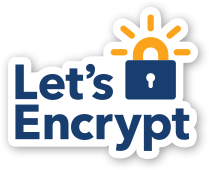 Let's Encrypt sticker