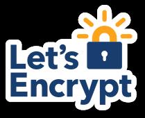 Let's Encrypt sticker