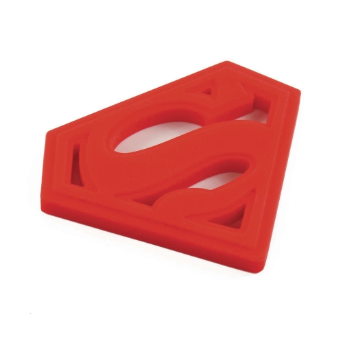 Silicone Teether - Superman