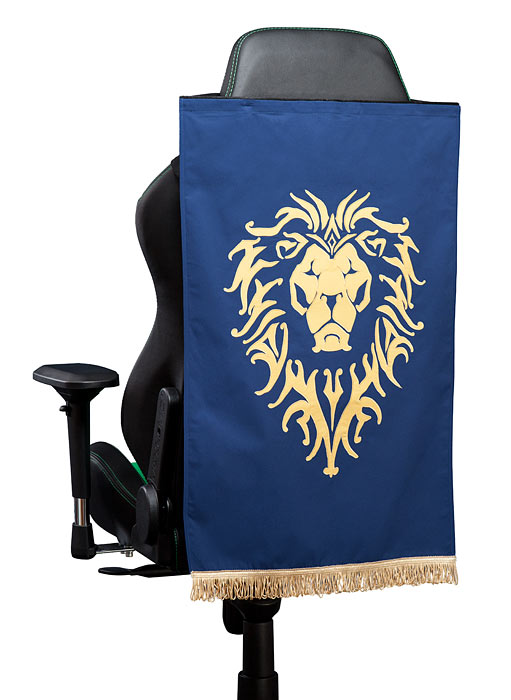 Warcraft Chair Banner - Alliance