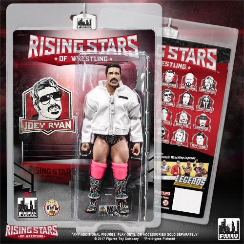 Rising Stars of Wrestling - Joey Ryan