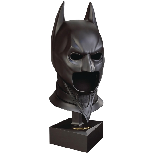 The Dark Knight Rises Batman Cowl Replica
