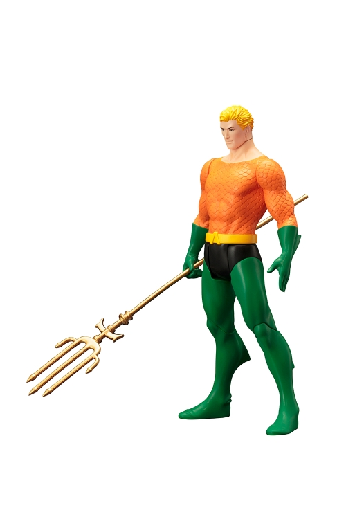 ArtFX+ Super Powers Aquaman Statue