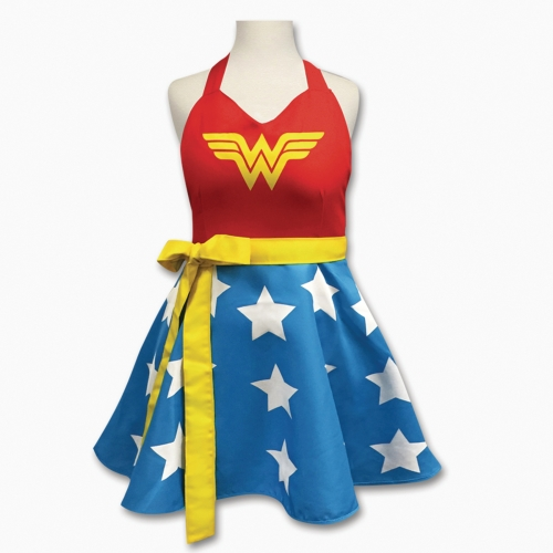 DC Heroes Character Aprons - Wonder Woman