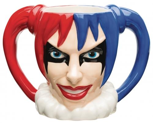DC Ceramic Mug - Harley Quinn