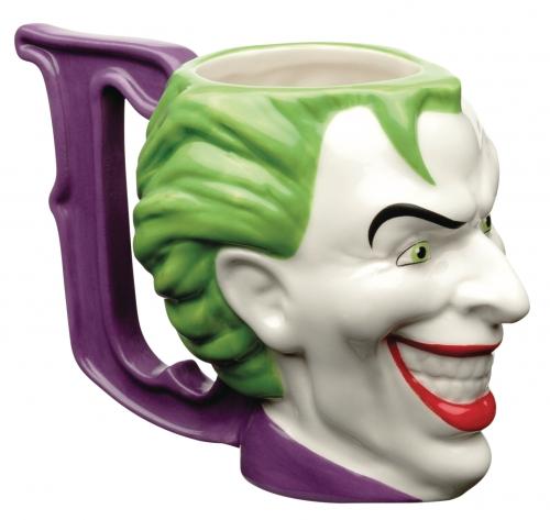 DC Ceramic Mug - The Joker