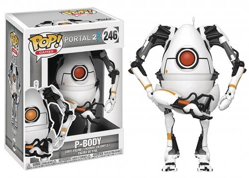 Funko Pop - Portal - P-Body