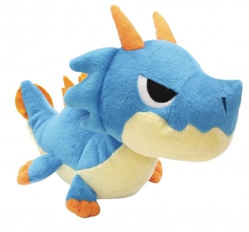Monster Hunter Plush - Lagiacrus