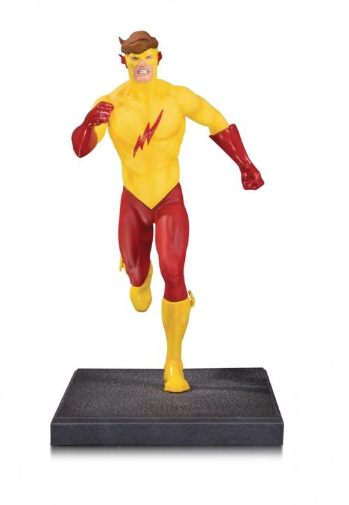 New Teen Titans Multi-Part Statue - Kid Flash