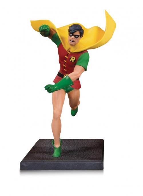 New Teen Titans Multi-Part Statue - Robin