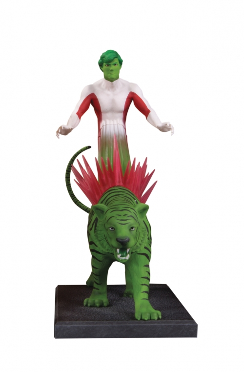 New Teen Titans Multi-Part Statue - Beast Boy