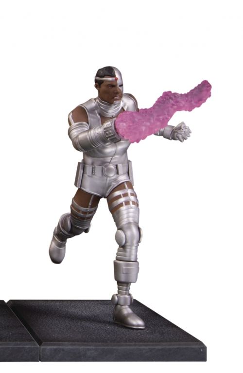 New Teen Titans Multi-Part Statue - Cyborg