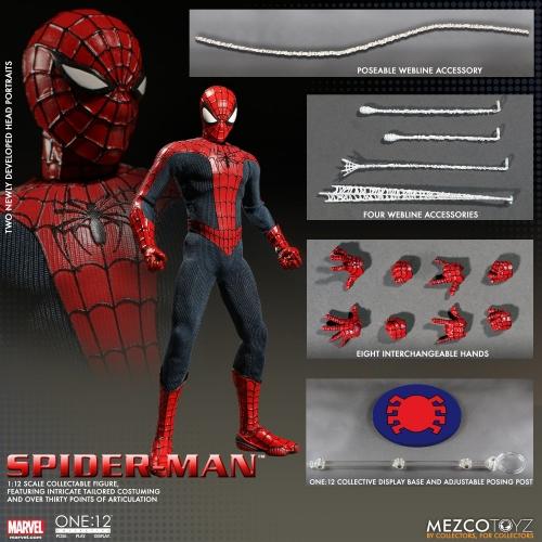 One-12 Collective Spider-Man