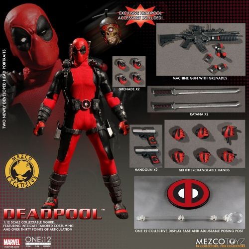 One-12 Collective Deadpool Action Figure