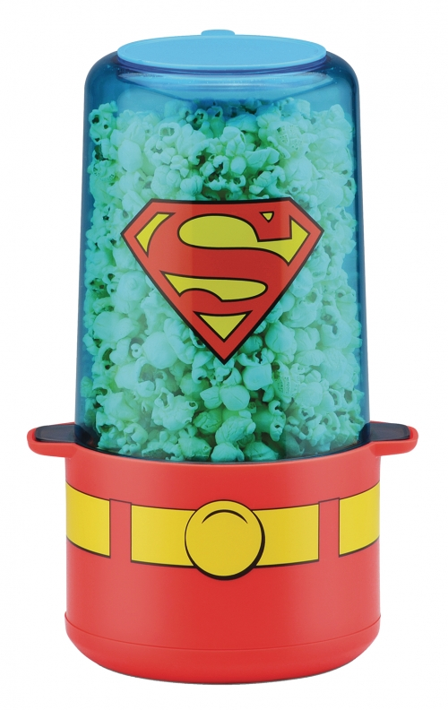Superman Popcorn Popper