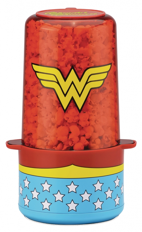 Wonder Woman Popcorn Popper