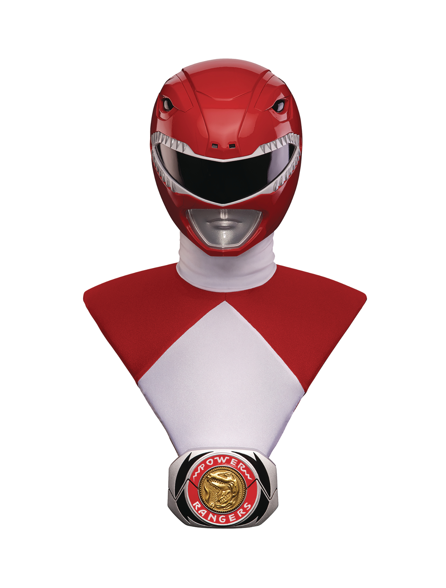 a17a00a30 Mighty Morphin Power Rangers – Red Ranger Bust – Brian.Carnell.Com