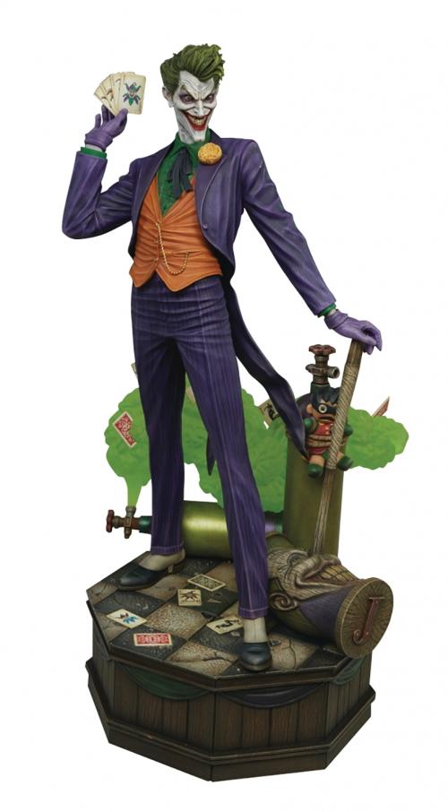 The Joker Maquette