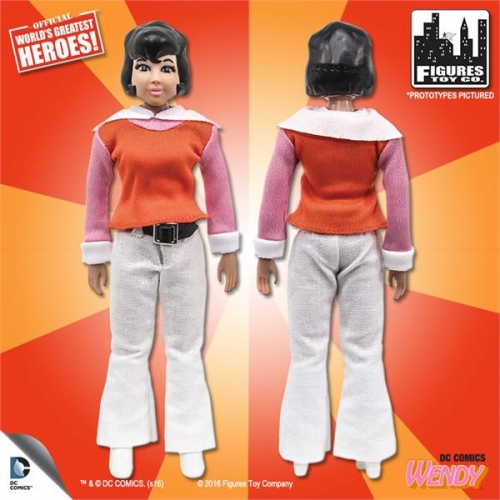 DC Superfriends - Wendy Action Figure