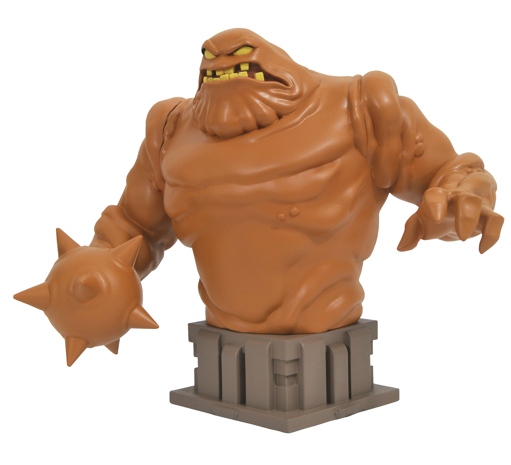 Batman: The Animated Series -- Clayface Bust