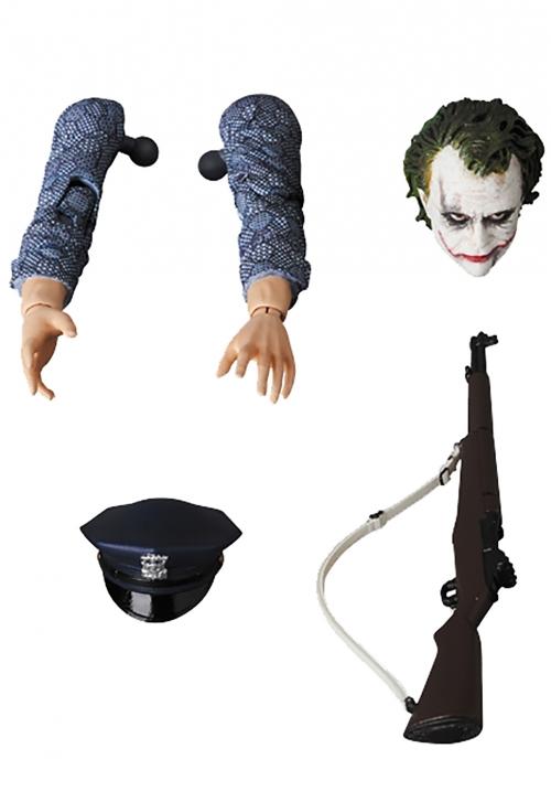 "The Dark Knight Joker ""Cop"" Action Figure"