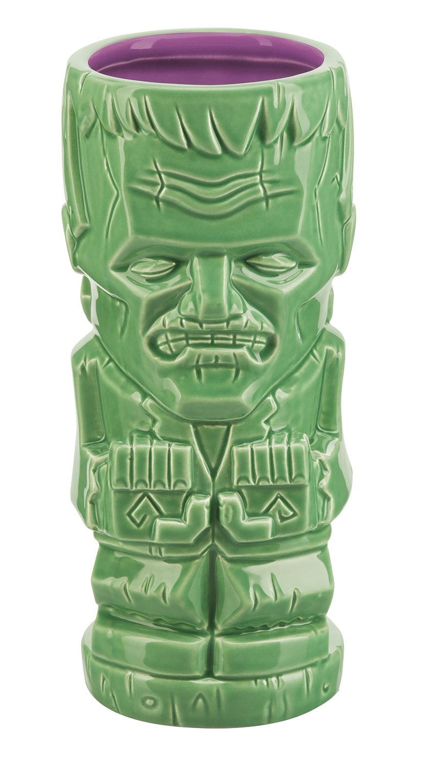 Monsters Geeki Tiki - Frankenstein
