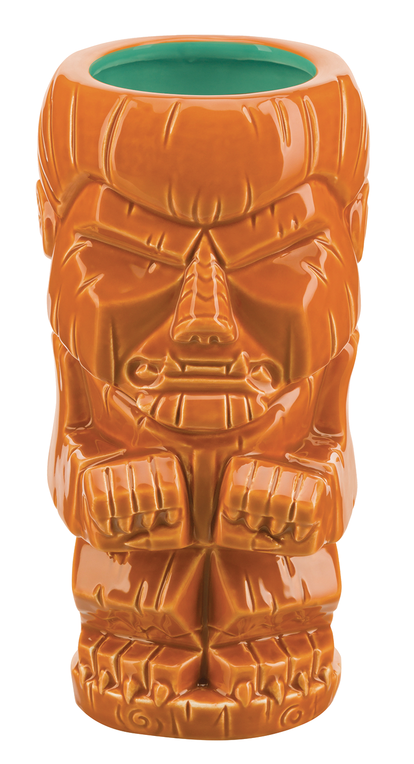 Monsters Geeki Tiki - Wolfie