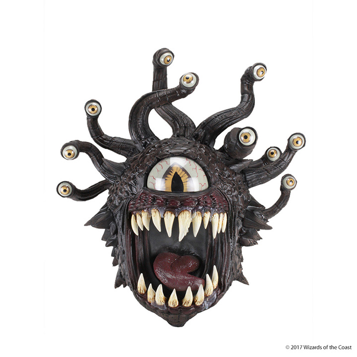 Dungeons & Dragons Beholder Trophy Figure