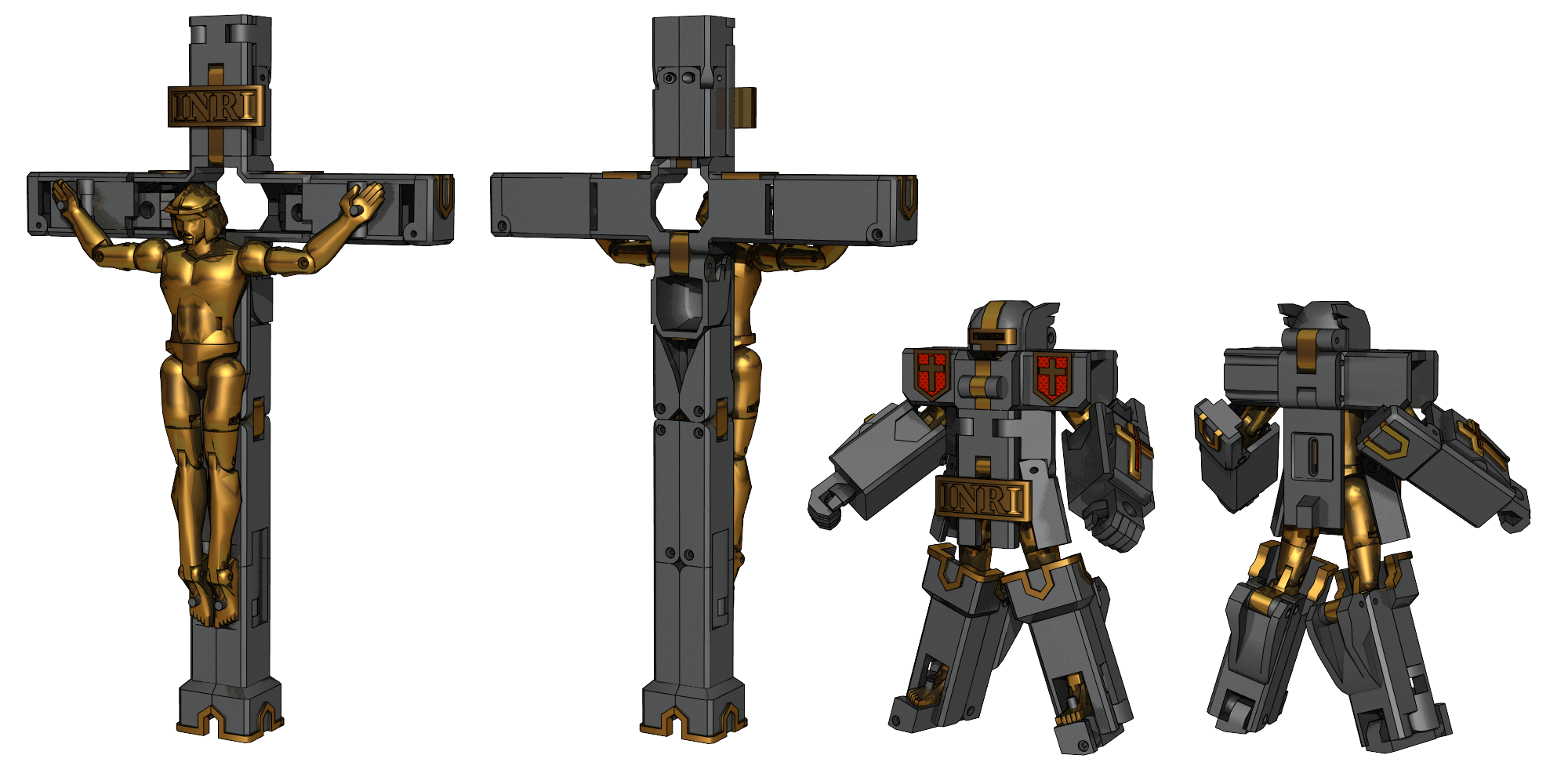 Armored Christ